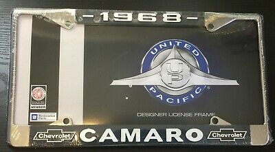 United Pacific C5044-72 License Frame