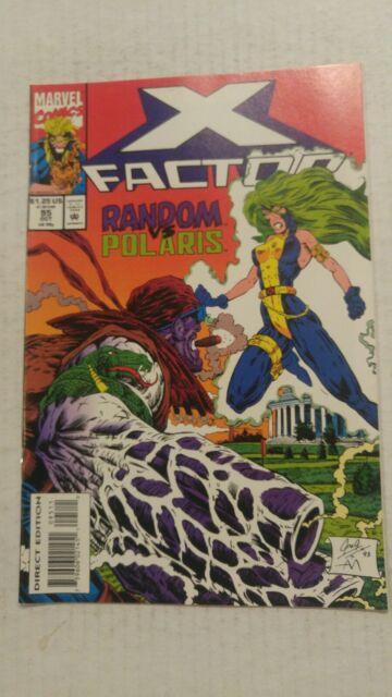 X Factor #95 October 1993 Marvel Comics