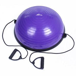 Bosu up air step semiesfera equilibrio pelota balance 58 cm con inflador