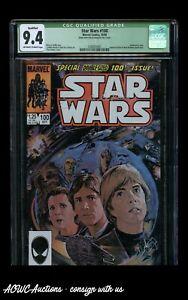 Marvel-Comics-Star-Wars-100-Signed-by-Sam-De-La-Rosa-CGC-9-4