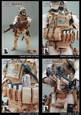 1/6 Hot Toys USMC Ⅱ MEF Tan Special Operation Training Group Flight Suit Ver.