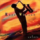 Colors by Kirk Whalum (CD, Sep-1997, Warner Bros.)
