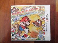 Nintendo 3DS Paper Mario Sticker Star