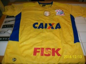 Maillot Football Des Corinthians Rare Très Bon état Taille L