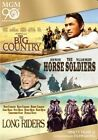 Big Country Horse Soldiers Long Rider 0883904308096 DVD Region 1