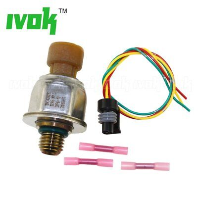 ICP Fuel Injection Pressure Sensor Fit for 04-10 Ford Powerstroke 6.0 1845428C91