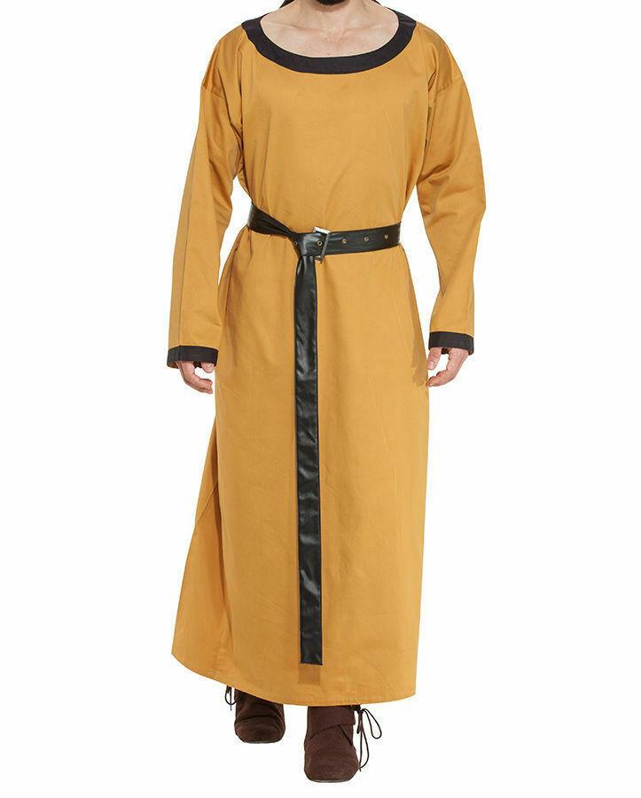 X-Mas Cosplay CostumeMEDIEVAL ROMAN,GREEK Tunic Surcoat Renaissance SCA ..
