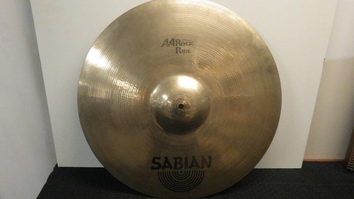 SABIAN Cymbal AA 20  ROCK RIDE (TDW003510)