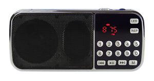 DYNAVOX-FMP3-BASS-BOOST-MP3-RADIO-FMP-3-Mini-Radio-tragbar