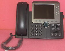 Cisco CP-7975G IP Phone SIP AsterixK Compatible Firmware 7975 7975G 61xAvailable