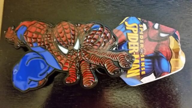 Spider-Man metal Belt BUCKLE  Spidey Spider man Spiderman marvel comics Cosplay`