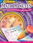 5th Grade Math Minutes by Sarah Fornara (Paperback / softback, 2002)