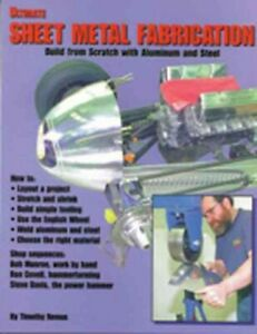 Ultimate-Sheet-Metal-Fabrication-Book-Paperback-by-Remus-Tim-Like-New-Used