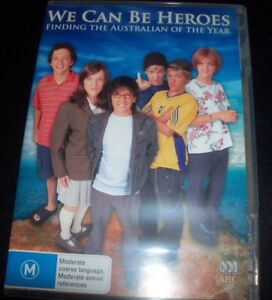 6673293140a7 We Can Be Heroes (Chris Lilley) (Australia Region 4) DVD – Like New ...