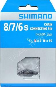 Shimano 7//8-Speed Chain Pins Bag of 3