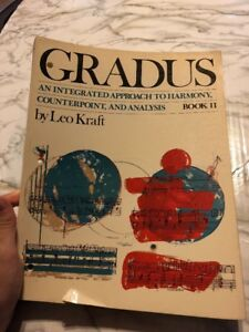 Gradus an Intergrated Approach to Harmony Counterpoint Analysis Book2 Leo Kraft hng72nWZ-08125527-354436391