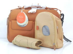 New-Madison-Luxury-Leather-Changing-Bag-in-Tan-Direct-from-PacaPod-RRP-290