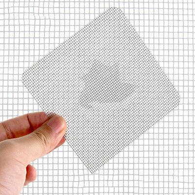 3xInsect Fly Bug Mosquito Door Window Net Netting Mesh Screen Repair Sticky Tape