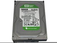 Western Digital (wd5000aacs) 500gb 16mb Cache Sata 3gb/s 3.5 Desktop Hard Drive