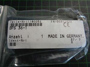 1 x Schmersal Magnet BPS 36-1; 1190052