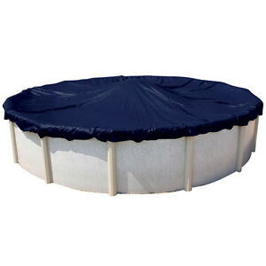 Harris Winter Cover For Above Ground Round Pool Ebay