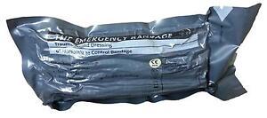 "First Aid Israeli Bandage FFD SAS 6"" Military Emergency Dressing Combat Medic"
