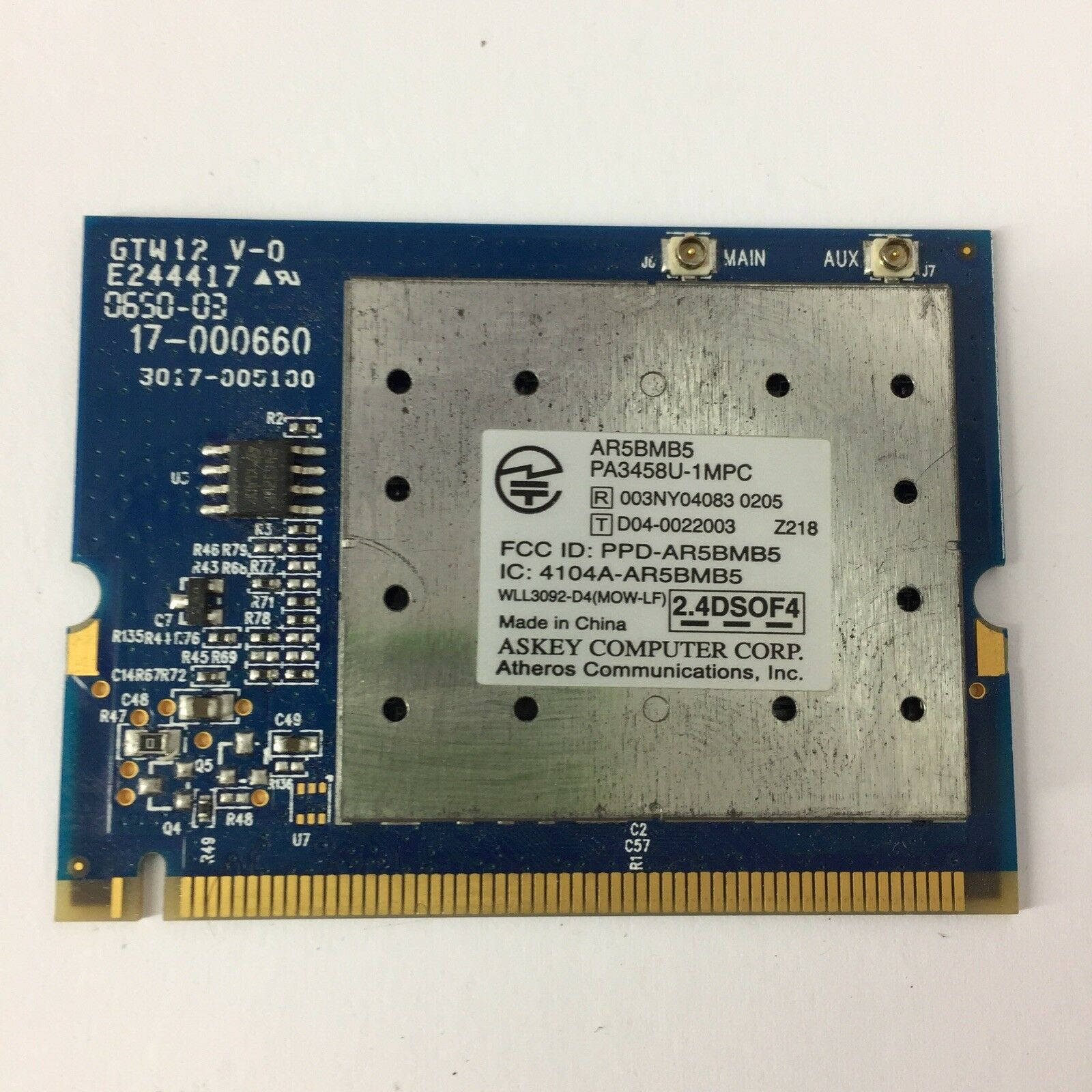 ATHEROS AR5BMB5 WIRELESS DRIVER (2019)