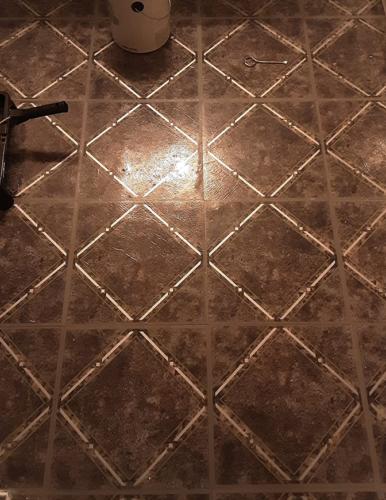 Buy Peel And Stick Tile Self Adhesive Vinyl Flooring Grey Kitchen Bathroom Floor Online In Kazakhstan 293106446976