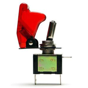 LED BLU 20a on//off dispositivi di aggancio NOS Switch Tuning Kipp Interruttore 12v INTERRUTTORE AUTO