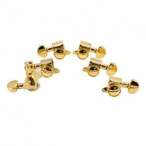 Grover 505G Mini Roto-Grip Locking Rotomatic Gold Machine Head