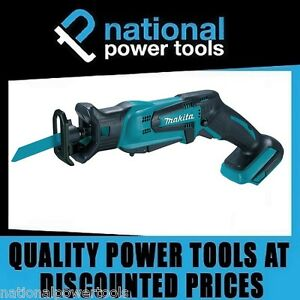 BRAND-NEW-MAKITA-ONE-HANDED-RECIPROCATING-SAW-XRJ01-18-VOLT-LI-ION-DJR183