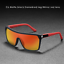 KDEAM-Men-Women-Large-Frame-Polarized-Sunglasses-Outdoor-Riding-Glasses-New thumbnail 28