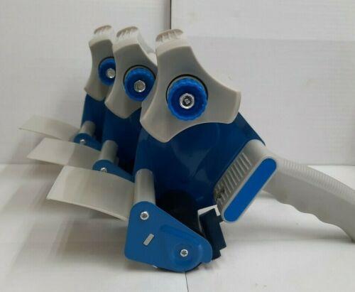 "3/"" Inch Portable Tape Gun Dispenser Carton Packaging Sealing Cutter 3pcs Lot"