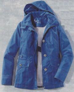 Damenjacke Kapuze Übergangsjacke Jacke 48 Windjacke Gr g0Szqz