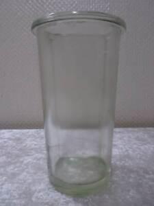 Farmaceutico-Vidrio-Recipiente-Para-Vintage-Pieza-de-Repuesto