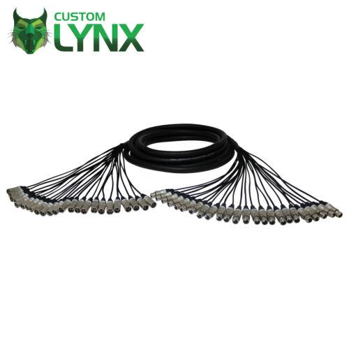*ANY LENGTH* Neutrik XLR Loom 2 4 8 12 16 20 24 28 32 Way Multicore Stage Snake