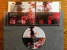 THE HERETIC - CHEMISTRY FOR THE SOUL 2002 1PR NEW! ARCTURUS LIMBONIC ART ODIUM