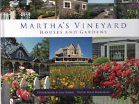 Martha's Vineyard Houses And Gardens By Polly Boroughs With 350 Color Photos