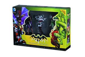 DC-Masterpiece-Collection-2-Femme-Fatales-Harley-Ivy-Batgirl-Ltd-Ed-2680-6000