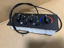 *Day Cab* Dash Controls. New Kenworth PACCAR F21-1013-21-000 HVAC Heater A//C