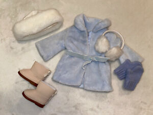 American-Girl-Doll-Winter-RETIRED-snow-flurry-outfit
