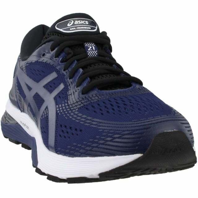 ASICS Gel-Nimbus 21  Mens Running Sneakers Shoes    - Navy