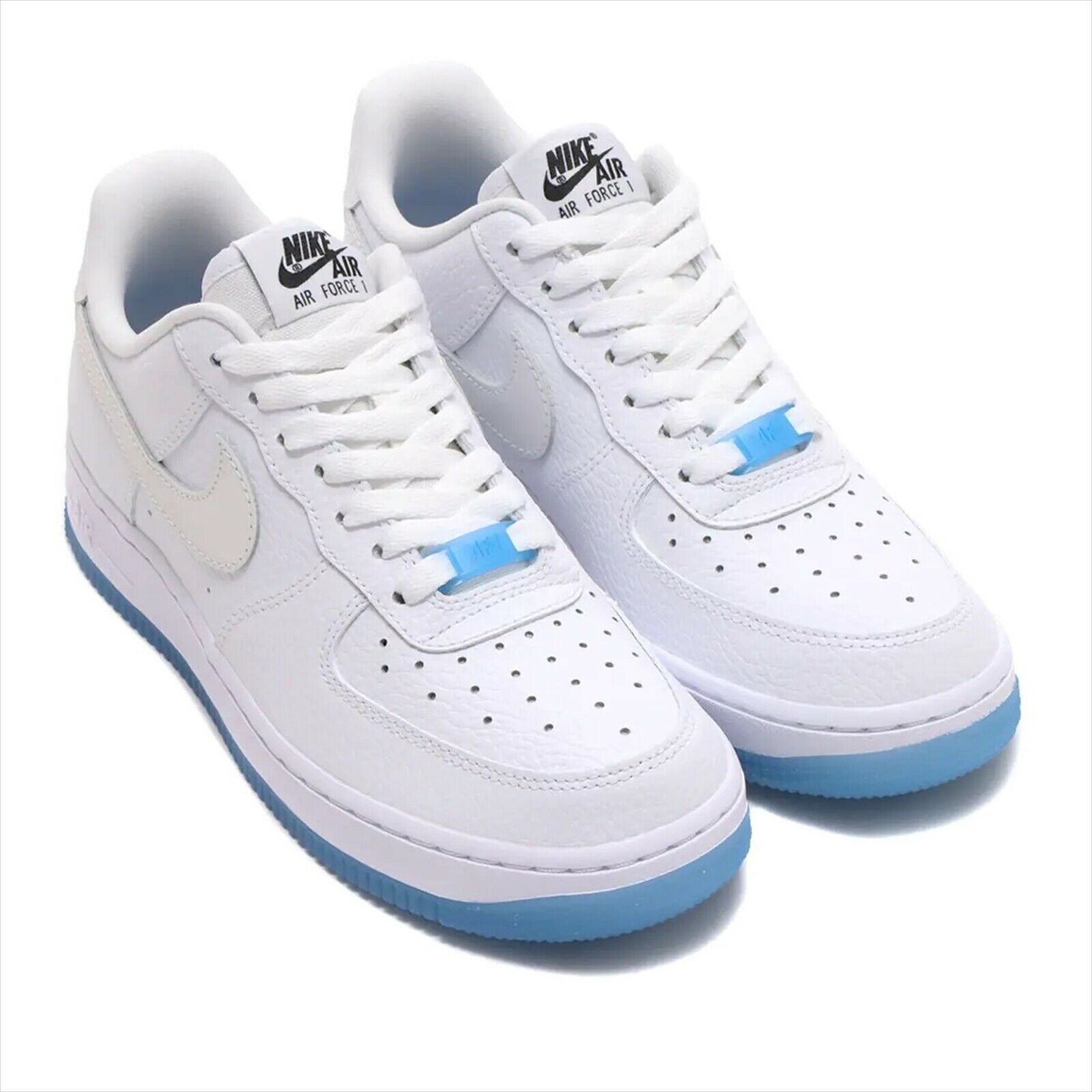 Size 6 - Nike Air Force 1 Low UV Reactive Swoosh for sale online ...