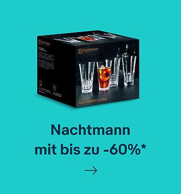 Nachtmann mit bis zu -60%*