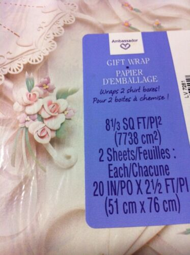 Bridal Shower Gift Wrap