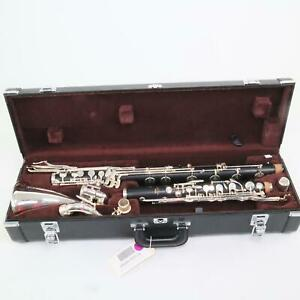 Yamaha-Model-YCL-622II-Professional-Bass-Clarinet-SN-05060-LOW-C-SUPERB