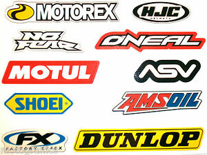 Motorcycle-Colour-Laminated-Swingarm-Frame-Stickers-MX-Sport-1-x-sheet-Set-Three
