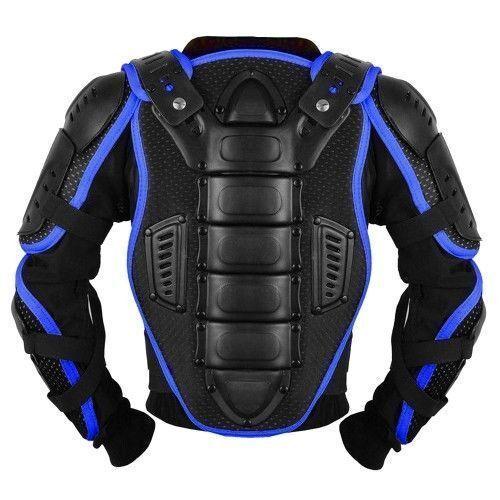 Kids Motorbike Body Armour /& Protectors MOTOCROSS Guard Protection Jacket Armors