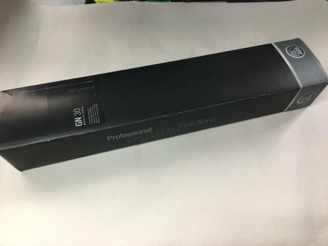 """NEW OPEN BOX AKG GN30 12"""" HIGH PERFORMANCE MODULAR GOOSENECK MODULE +DPA ADAPTER"""