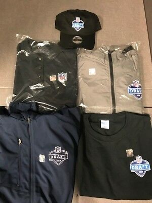newest collection 9505c 36248 NFL Draft 2018 - JACKETS - SHIRT - POLO - HAT - BRAND NEW | eBay